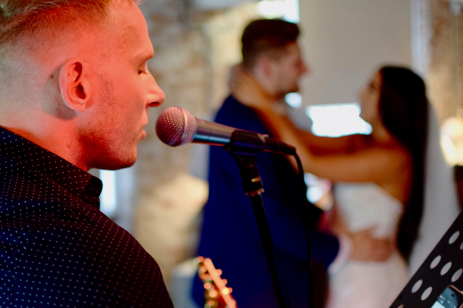 Nottingham Wedding Band 'Dammit Jack' May Blog